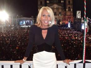 Laura Bozzo asegura que no se irá de Televisa hasta el 2020