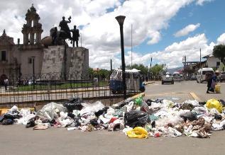 Cajamarca: Municipio anuncia descuentos y recoger basura