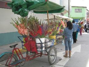 Tarma: Precio de flores se incrementa por procesión