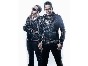 Reggaetoneros Ángel y Khriz llegan a Lima