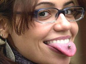 Piercing oral puede provocar la caída de los dientes