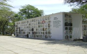 Piura: Reforzarán seguridad en cementerio de Sullana