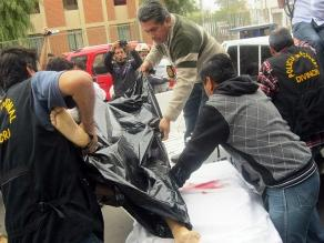 Arequipa: Dos mineros artesanales mueren aplastados por rocas