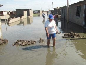 Reportan inundaciones debido a desbordes del río Huallaga
