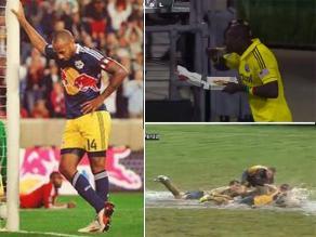 Estos son los cinco mejores festejos de gol en el 2013