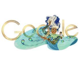 Google dedica doodle a Celia Cruz