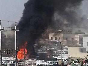 Rusia: 6 muertos por explosión de un autobús por posible bomba