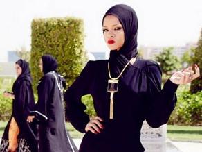 Estas fotos provocaron que expulsen a Rihanna de una mezquita
