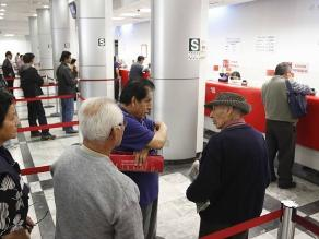 Créditos de consumo crecen 23.5% en Macro Región Sur a julio