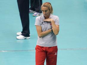 Natalia Málaga asumirá dirección técnica de la selección de voleibol