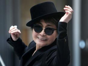 Yoko Ono agradece a McCartney por decir que ella no separó a Beatles
