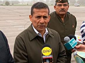 Analizan sobre declaraciones de Humala: