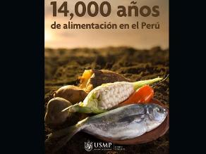 ¿Cómo se alimentaban los antiguos peruanos hace 14 mil años?
