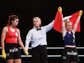Valentina Shevchenko luchará por el oro en Juegos Olímpicos Marciales