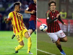 Incidencias del AC Milan vs. Barcelona por la Champions League