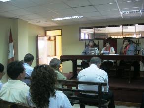 Sentencian y multan a dos periodistas en Ayacucho
