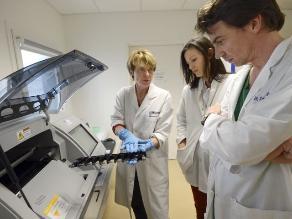 Brasileños desarrollan método para acelerar diagnóstico de la leucemia