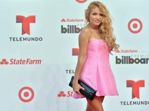 Paulina Rubio se declara fan del novio de Kim Kardashian