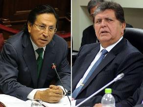 Vásquez Kunze y Panfichi analizaron sobre casos Toledo y García