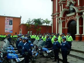 Arequipa: Serenos piden seguro de vida por labores que realizan