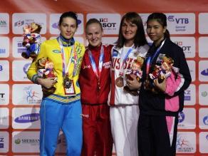 Así fue la coronación de Valentina Shevchenko en Juegos Olímpicos Marciales