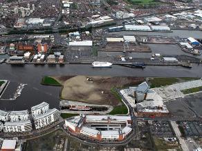 Reino Unido: Crean el retrato más grande de la tierra