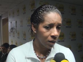 Leyla Chihuán: Fue una situación lamentable y vergonzosa