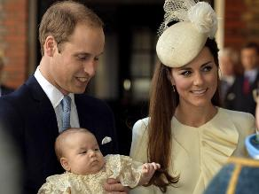Príncipe Jorge: El bautizo del tercer heredero a la corona