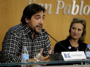 La pregunta ´ridícula´ e incómoda a Javier Bardem sobre Penélope Cruz