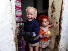 Confirman que la niña hallada en Grecia es hija de una pareja búlgara
