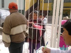 Otuzco: Dos gestantes se quejan por desatención en Hospital de Apoyo