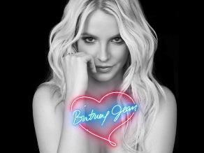 Britney Spears presenta la portada de su nuevo disco Britney Jean