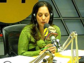 Periodista Patricia del Río denuncia ser víctima de acoso