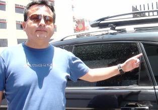 Exmagistrado Óscar Tenorio sufre atentado en Chiclayo