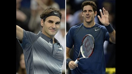Roger Federer y Juan Martín Del Potro definirán el título en Basilea