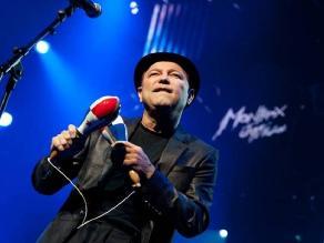 Rubén Blades vibró con ´Azúcar´ derramada en una noche de Leyendas