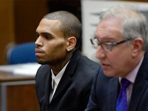 Chris Brown es arrestado por protagonizar pelea