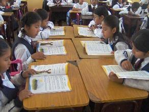 Meta del gobierno es que niños que trabajan regresen a la escuela