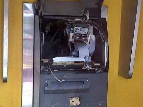 Áncash: No descartan que personal de banco participó en robo a cajero