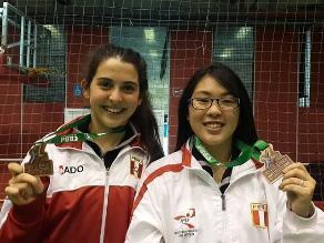 Bádminton peruano obtiene el bronce en Panamericano de Santo Domingo