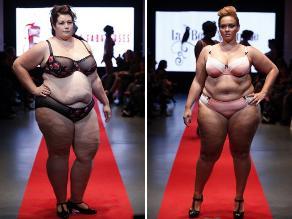 ´Pulp Fashion Week´: Un encuentro de tallas grandes