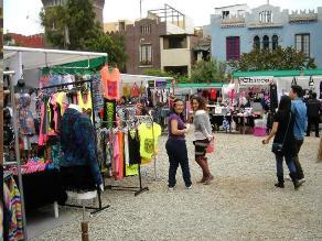 Feria de Barranco Primavera 2013 vuelve a abrir sus puertas