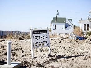 La costa de Nueva Jersey aún sigue sin recuperarse del huracán ´Sandy´