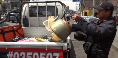 Arequipa: clausuran restaurantes insalubres en Miraflores