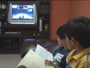 ¿Cómo afecta a los niños la violencia en televisión?