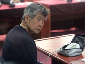 Empieza audiencia donde se decidirá arresto domiciliario a Fujimori