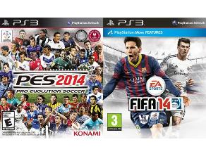 PES 2014 decepciona, FIFA 14 no (tanto)
