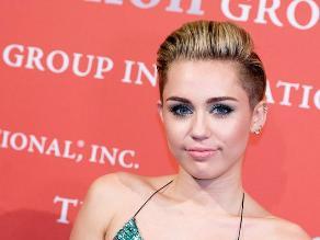 Miley Cyrus asegura estar viviendo el mejor momento de su vida