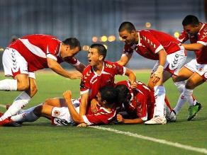 Selección de Gibraltar jugará su primer partido oficial ante Eslovaquia