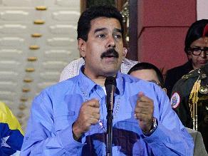 Maduro dice que cara de Chávez apareció durante una excavación del metro
